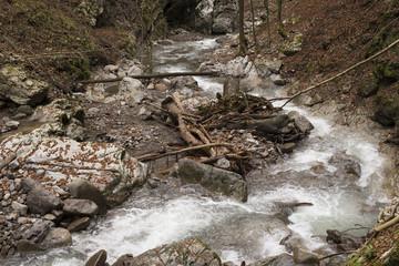 djavolji prolaz, wild stream