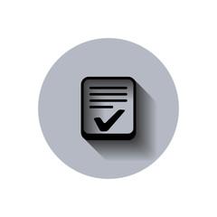 checklist control list symbol survey poll