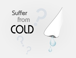 Suffer from cold