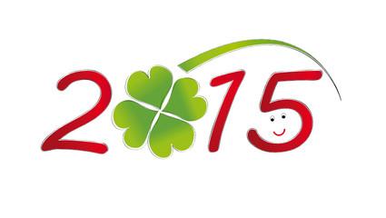 2015 - glücksklee III