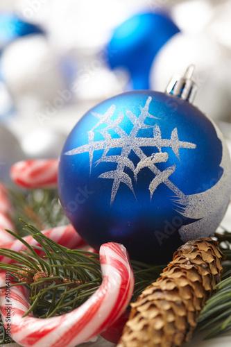 canvas print picture Christmas decoration