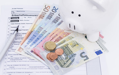 Erbschaftssteuer sparen