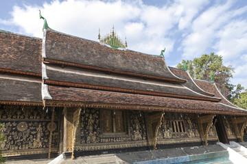 pagoda in luhang prabang