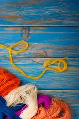 .yarn for knitting
