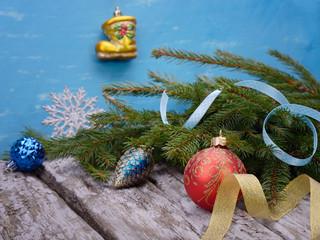 .Christmas toys