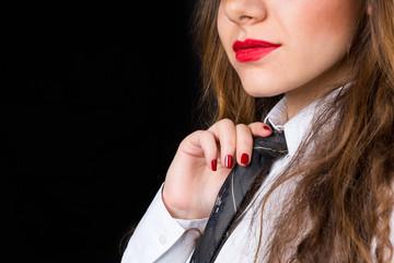 Sistemare la cravatta