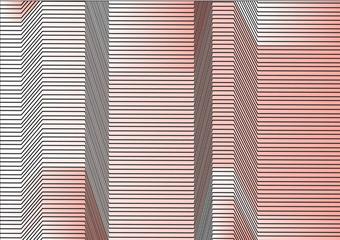 sfondo linea curva rosso