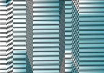 sfondo linea curva azzurro