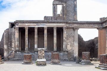 Runis of Pompeii