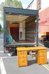 Removal truck