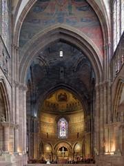 Altar of Strasbourg Cathedral, France