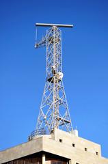 Torre de telecomunicaciones, Chipiona, España