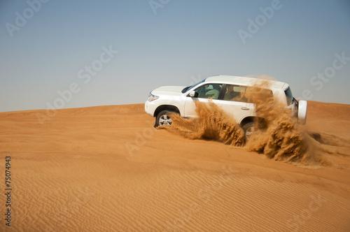 Foto op Plexiglas Motorsport Desert Safari