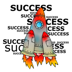 Success rocket