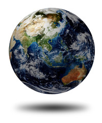 blue marble planet earth