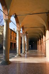 Bologna, Portici