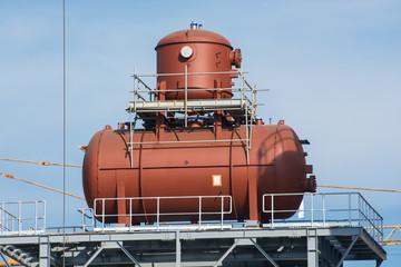 boiler in power plant