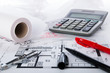 Architektur Entwurf Kosten