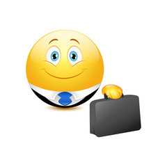 Business emoticon