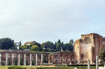 Temple of Venus and Roma, Rome