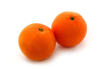 2 Orangen