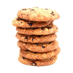 Chocolate chip cookies - cookies au chocolat
