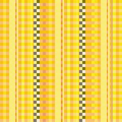 Stoff mit gelben Nadelstreifen