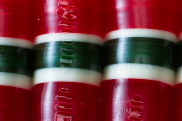 ribbon candy background