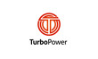 Постер, плакат: Turbo Power Logo