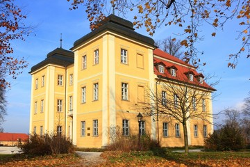 Palace Lomnica in Poland