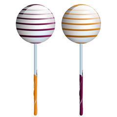 Two Lollipops