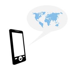 Communication technologies.