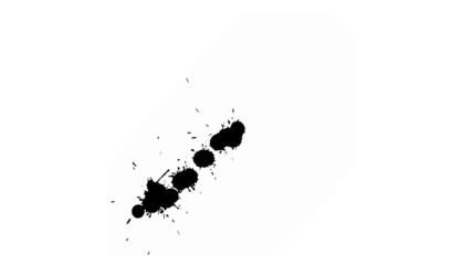Smudges Ink Drops 30