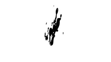 Smudges Ink Drops 12