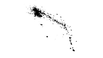Smudges Ink Drops 06