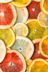 citrus slices