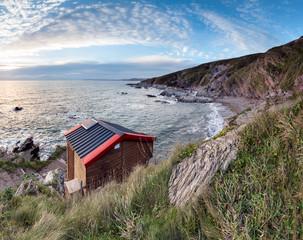 Beach Hut at Freathy