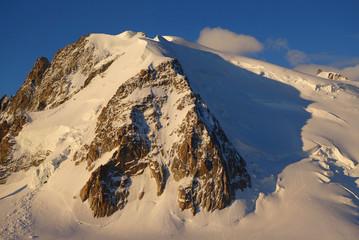Mont Blanc du Tacul, Massif du Mont Blanc