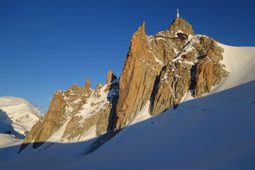 Aiguille du Midi - Massif du Mont Blanc