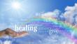 Sending Rainbow Healing - 75104181