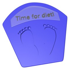 Time for diet
