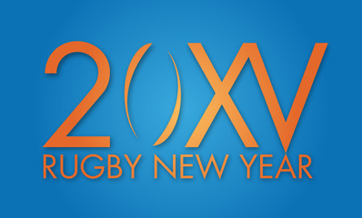 Rugby New Year !