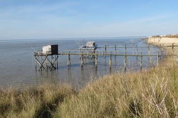 Charente- Maritime - La côte à Marsilly