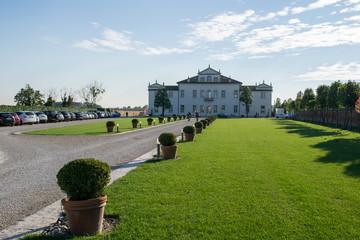 Cornaro villa, Italy