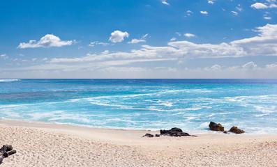 plage de Boucan-Canot, Saint-Gilles, île Réunion
