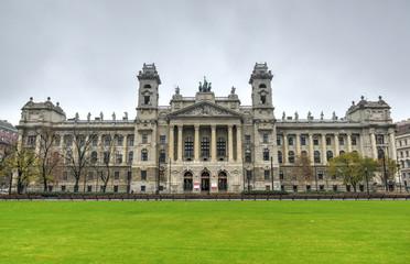 Ethnographic museum - Budapest, Hungary