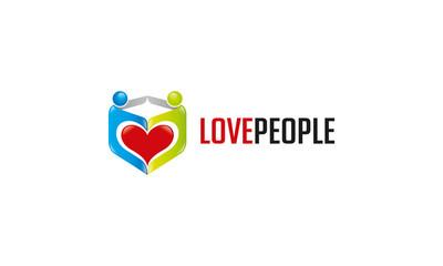 Love People Logo