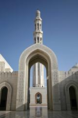 Große Moschee in Maskat, Oman