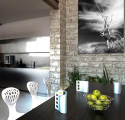 Kitchen  Project (detail)