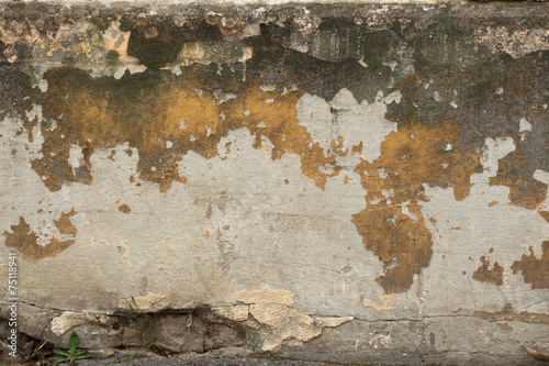 Tuinposter Textures Old Wall Texture